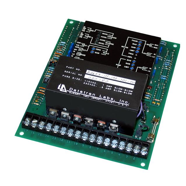 Hydrostatic Transmission Controller